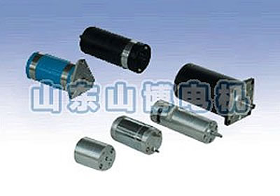 SY series of DC permanent magnet servo motor