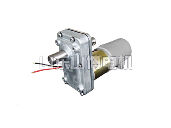 DC motor for car
