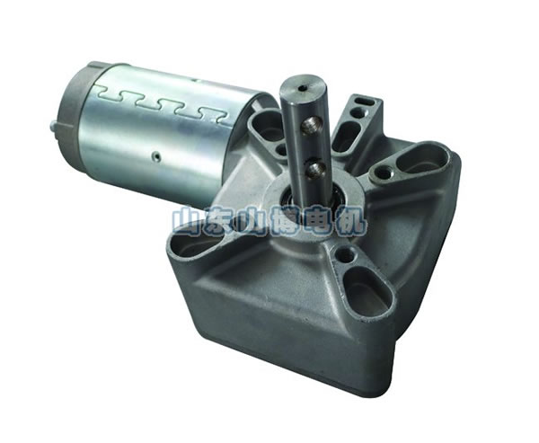 DC vehicle motor for environmental protection