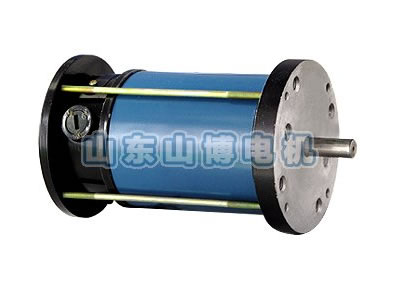 DC motor for high voltage switch cabinet